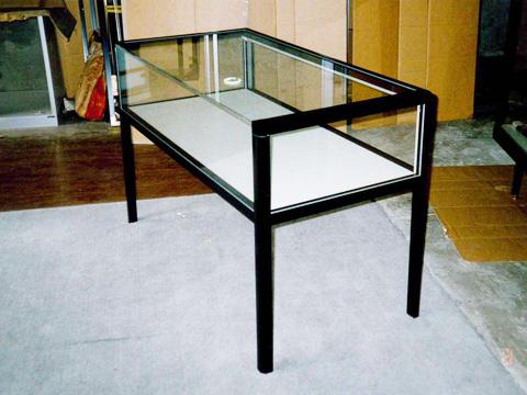 テーブル型ショーケース