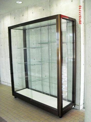 0012 ガラスショーケース(美術館ケース)