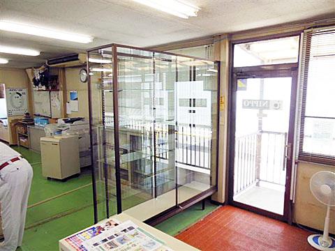 0014 ガラスショーケース(スタンダード)