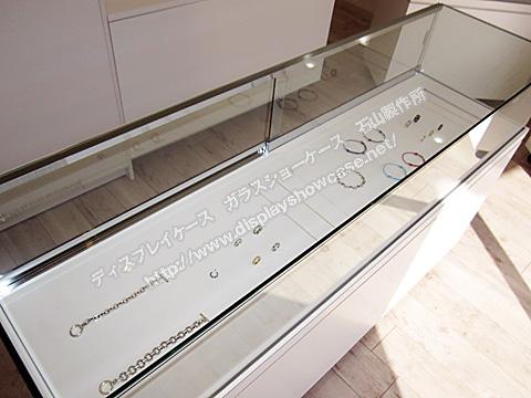 0033 宝石用宝飾ブランドショーケース